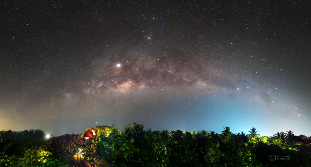 Soneva Fushi Observatory