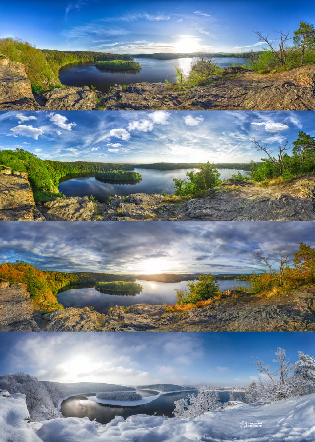 Four Seasons of Seč