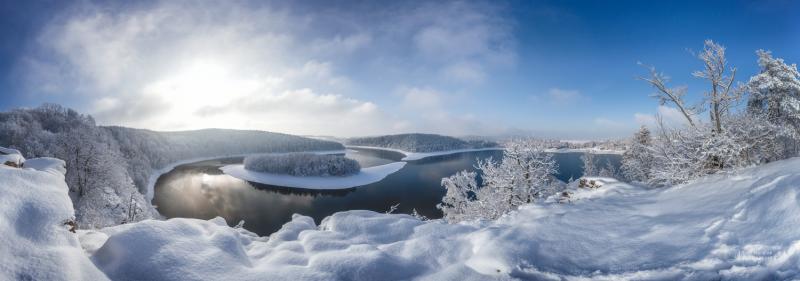 Winter at Seč (2018)